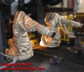 Service machine estampage – Robot poteyage