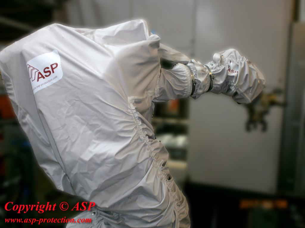 housse protection robot cover maintenance ASP eulpont