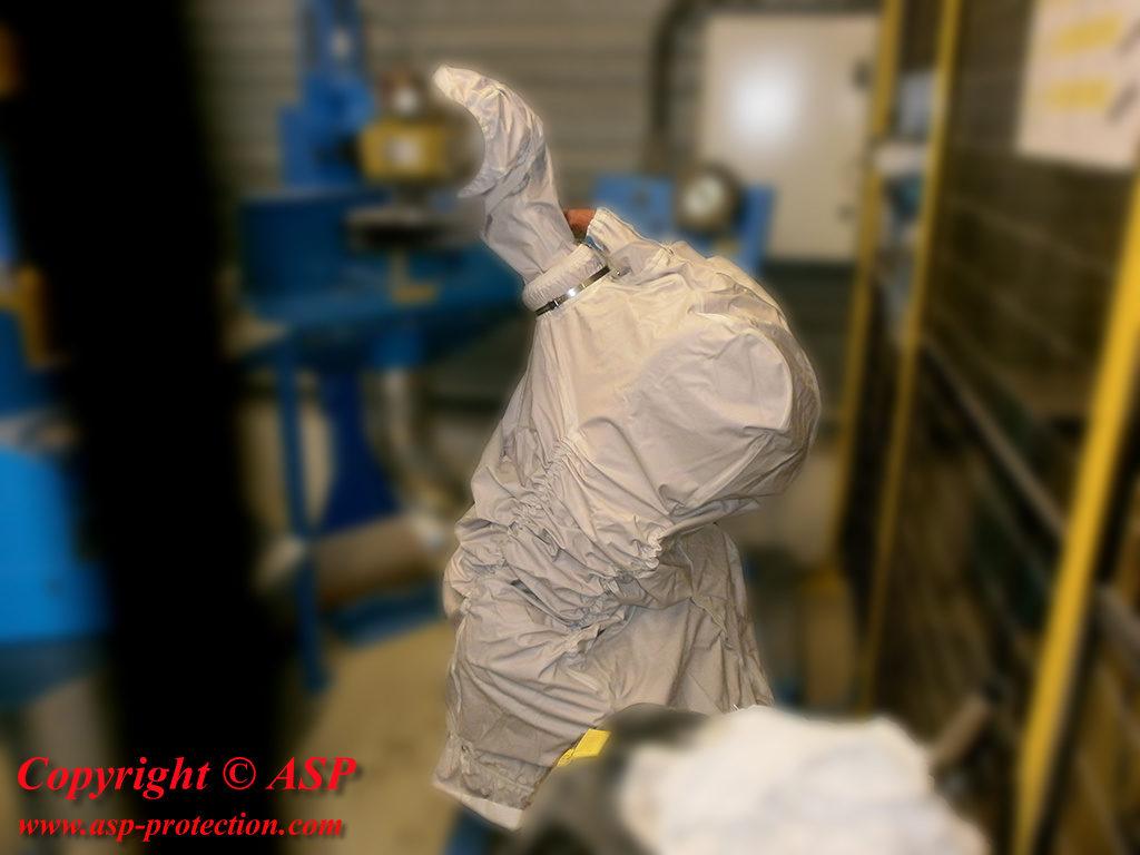 housse protection robot cover polissage telupro ASP eulmont