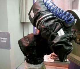 Housse pour robots de Mécanique – Usinage
