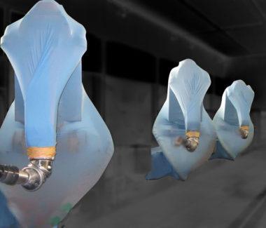Housses de robot, ligne peinture – Gamme jetable