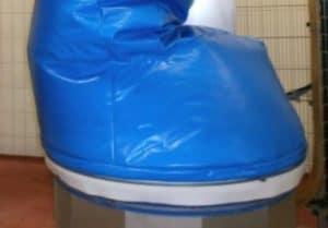 housse protection robot cover ventilee ventilation ASP eulmont
