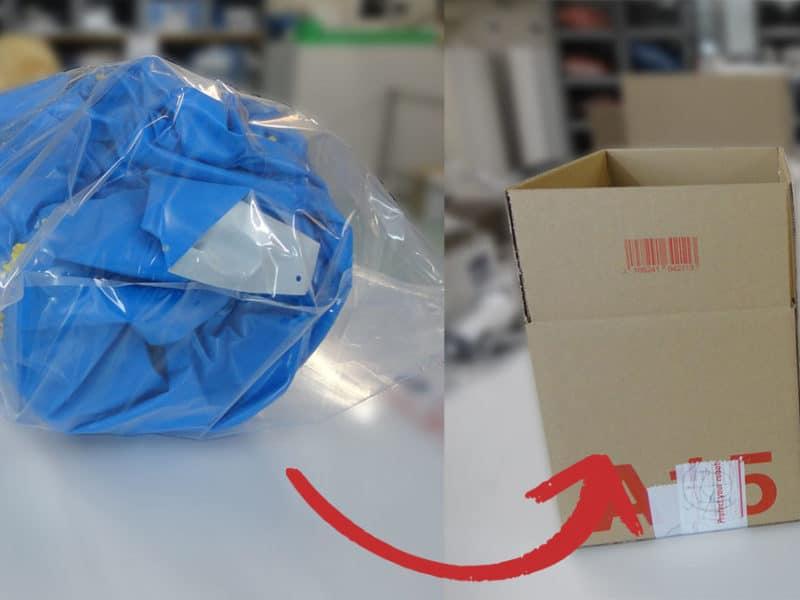 ASP optimise son processus d'emballage